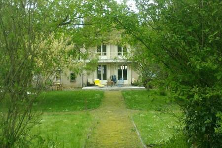 Maison avec jardin - Pesmes - Дом