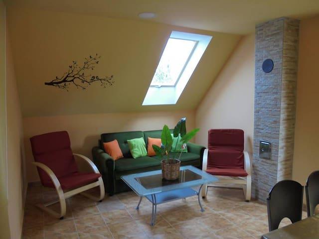 Urlaub mit Hund am Plattensee - Balatonszárszó - Huis