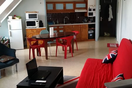 Jolie appartement au cœur de Tarbes - Tarbes - Wohnung