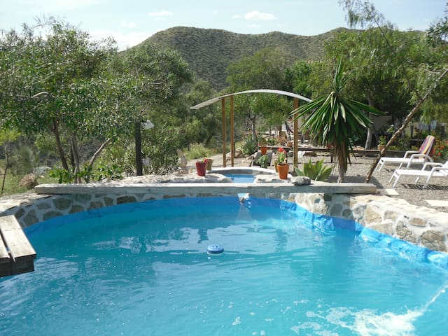 Holiday & Party Villa Malaga sleeps 12 - 18 adults - Cártama - Villa