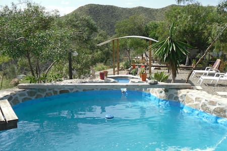 Holiday & Party Villa Malaga sleeps 12 - 18 adults - Cártama - 別荘