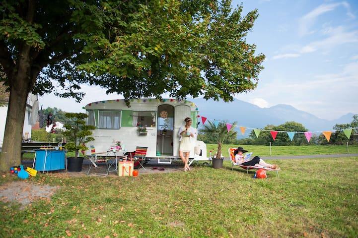 Rollhotel in Alpnachstad am See - Alpnach - Camper/RV