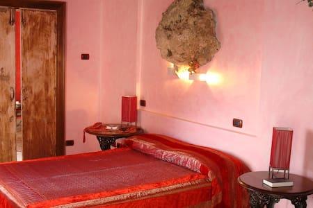 Suite Rossa - Castelmola - บ้าน