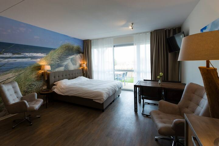 Familie hotelsuite 4 pers. Renesse