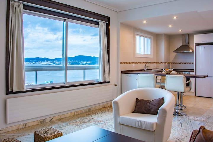 Céntrico y acogedor apartamento en Vigo