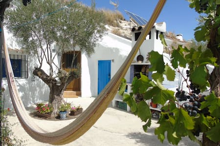 Eco-housing in cave - studio in Andalusia - Baza