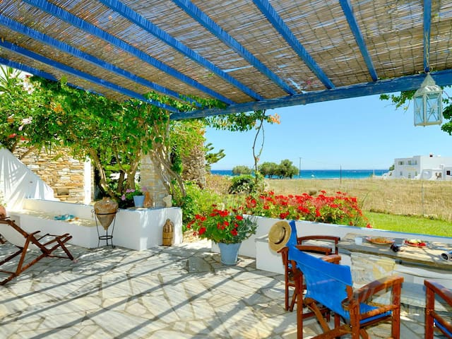 Comfortable apartment near the sea - Tinos - Leilighet