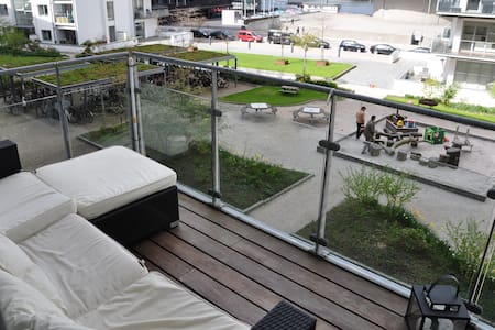 View,  comfort and great location - København - Apartment