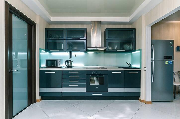 An apartment near Pecherska Lavra
