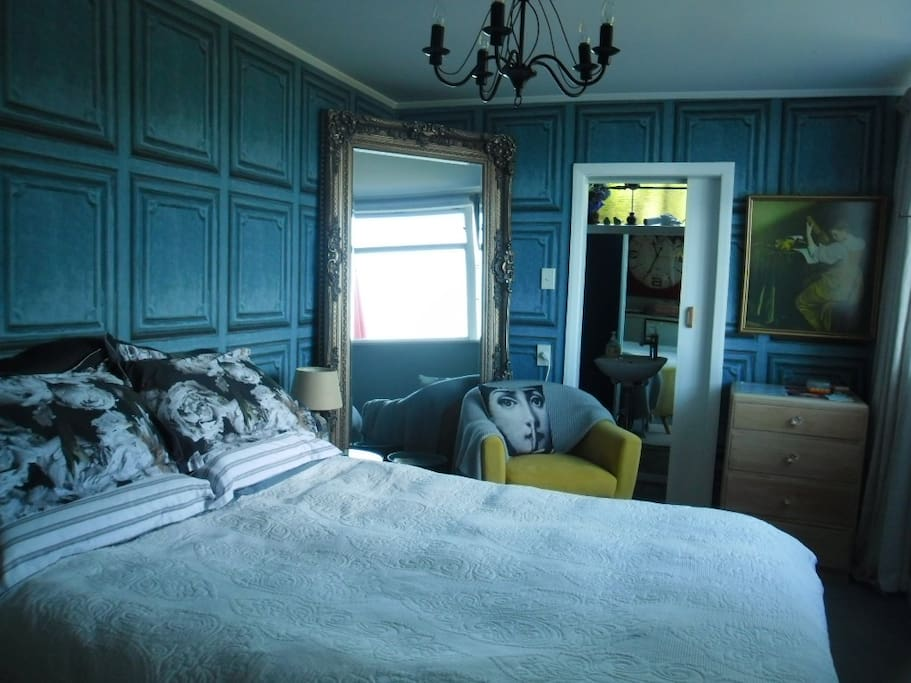 Your room with adjoining ensuite