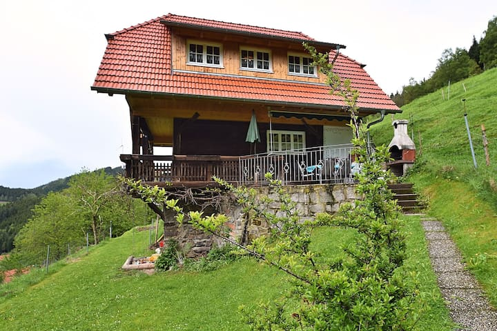 Enchanting Holiday Home in M�hlenbach with Fenced Garden
