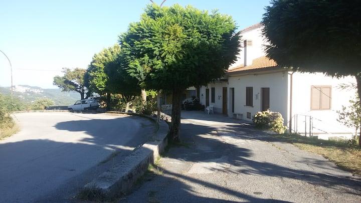 Villetta bifamiliare vicino Terme Lucane