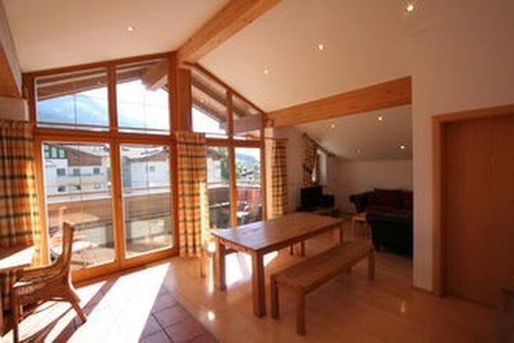 Penthouse Petra - Gemeinde Brixen im Thale - Apartamento