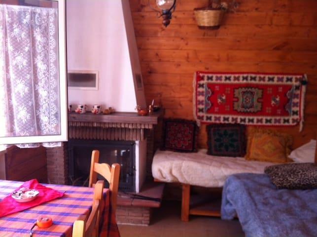 affittasi appartamento in montagna