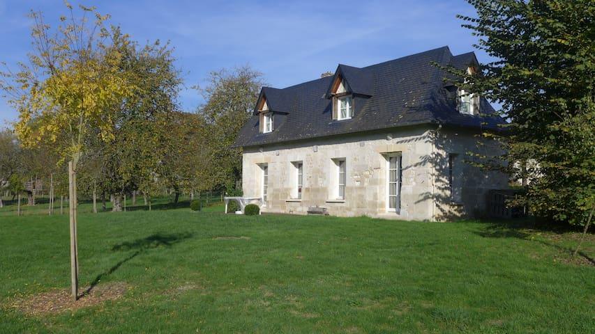 L'étable - Jumièges - 自然小屋