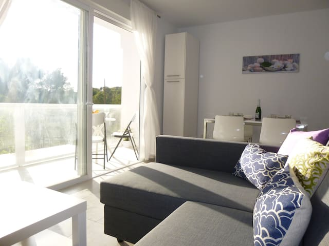Fantastic Modern Flat next to the beach - Sant Antoni de Portmany - Apartment