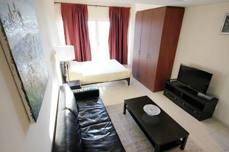 195 Wonderful Studio Apartment in JLT - 杜拜