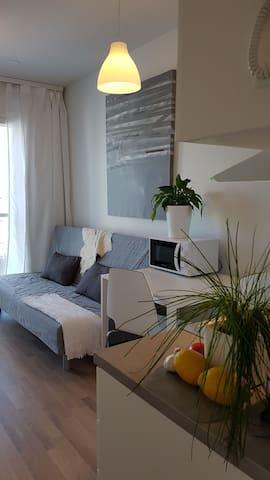 New city 2 apartment, Aurora borealis (top floor)