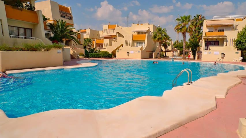 Beach and natural park in Valencia - Walencja - Apartament