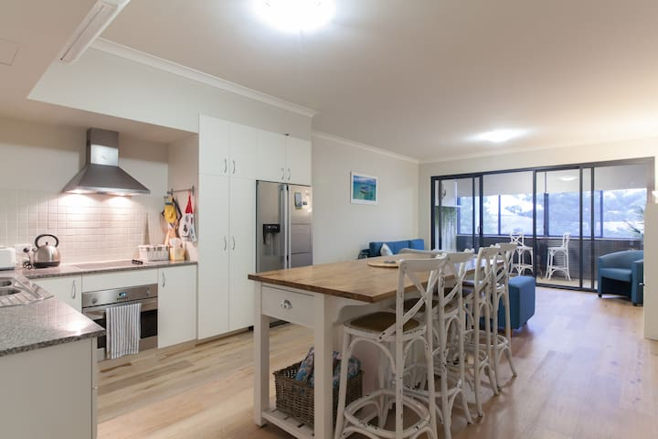 Beaches, River, Cafe's&Fremantle - North Fremantle - Apartment