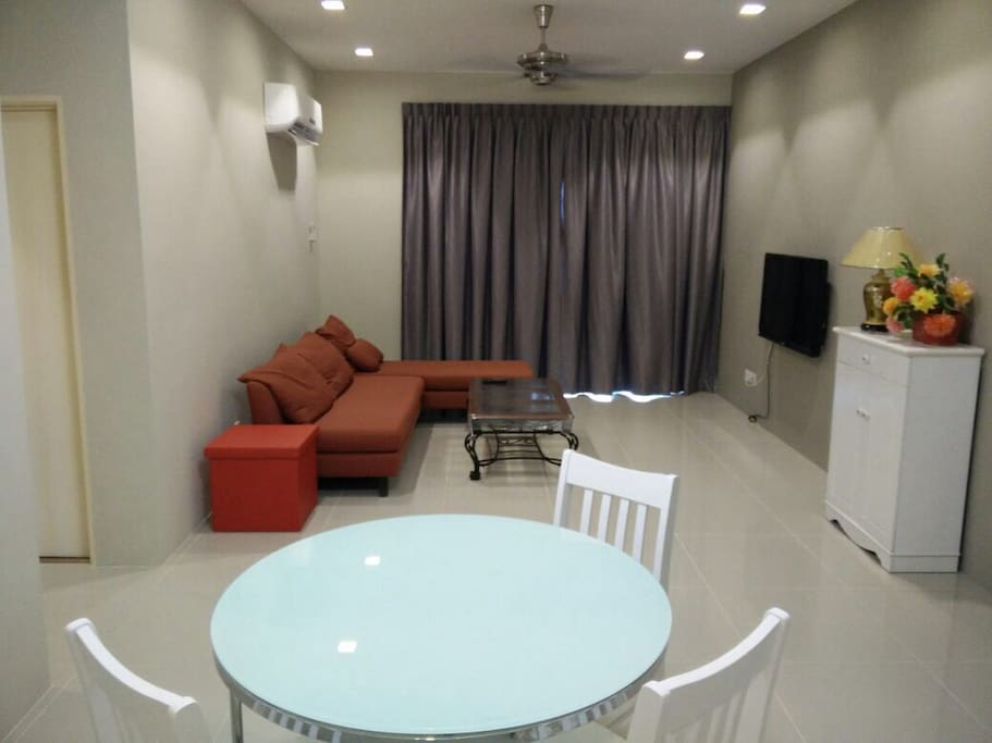 the living room kuching elim apartment appartements 224 louer 224 kuching 14693