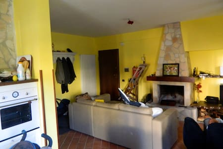 La Grand Suite - Ateleta - Apartmen
