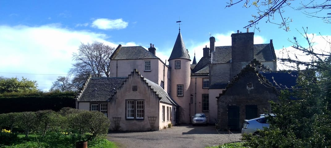 The Old Brewhouse - Alyth - Daire