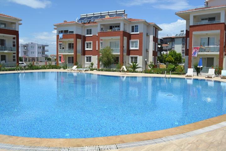 Antalya belek dreamlife apart pool view 1