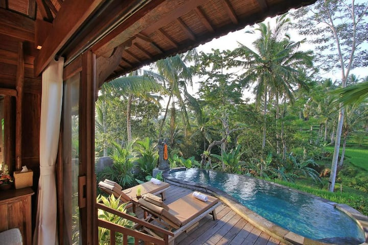 1BR Antique Villas with Stunning View Amazing Pool