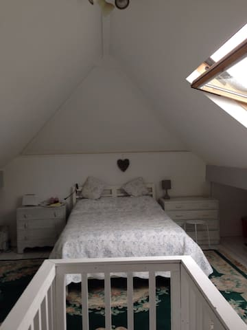 Lovely large cosy  loft - Manchester