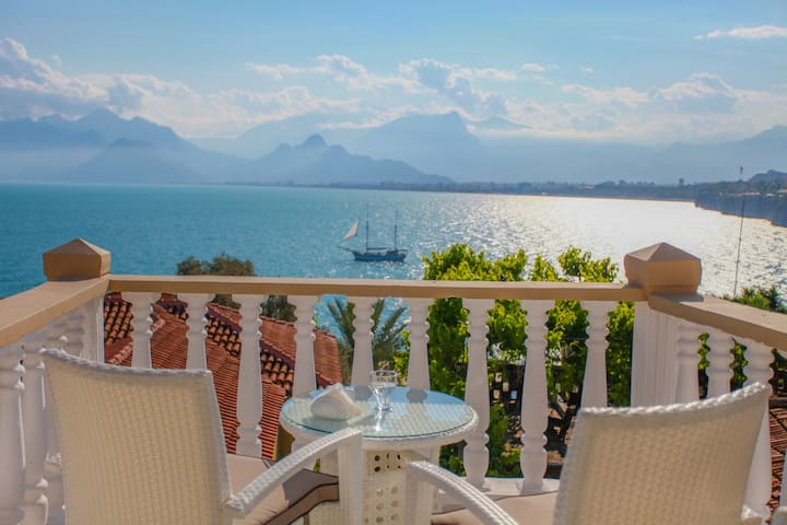 ANTALYA KALEİÇİ'NDE MUHTEŞEM TATİL 401 - Antalya - Inap sarapan