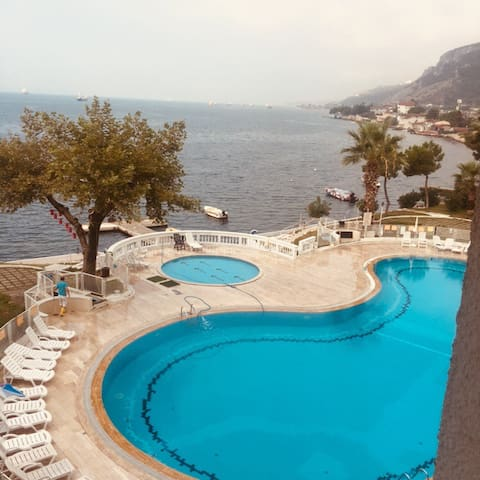 İstanbul ve kacaeli ye çok yakın tatil eviniz