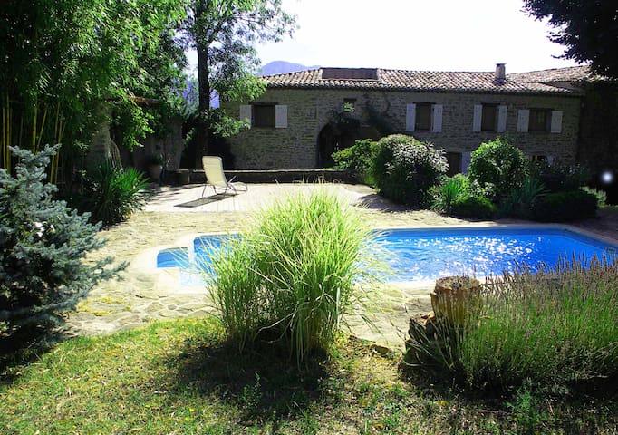 Drôme provençale : Eson's Garden - Soyans - House