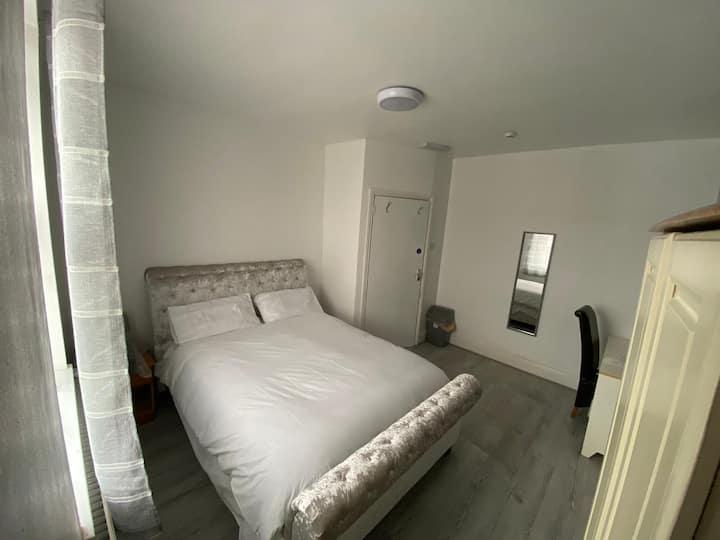 Spacious and comfortable accommodation
