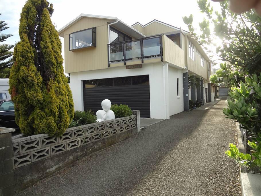 The house - Manaaki