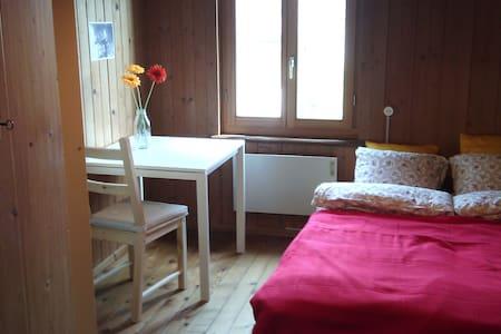 Bedroom 1-3 pers, Zurich 35min. - Seon
