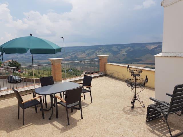 Ferienhaus mit toller Aussicht
