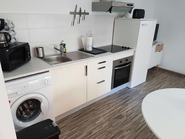 Appartement de 35 m2 rénové saujon - Saujon - Apartemen