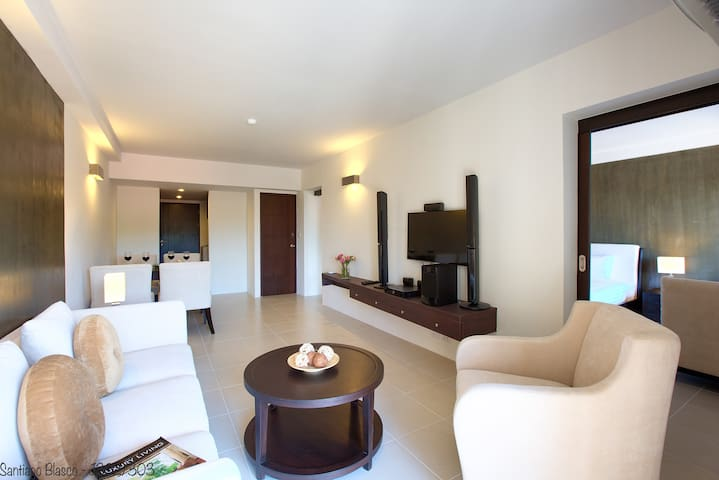 Luxury Condo 70sqm- Great Location - Ko Samui - Lägenhet