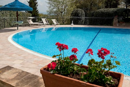 """Francesca house"" with private pool - Gambassi Terme - Haus"