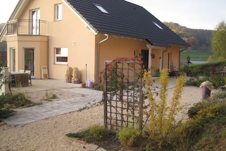 B&B 15 min from intl. airport - Hüntwangen - Bed & Breakfast