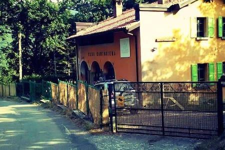 Cantoniera House Valico Terminus