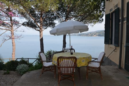 Romantic apartment by the sea! WiFi - Porto Santo Stefano