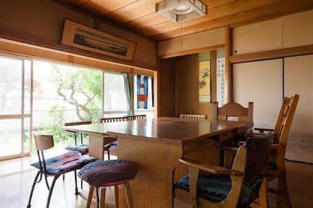 Residential area, Peaceful Traditional House 3 - Higashimurayama-shi