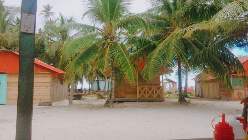 Niadub island, San Blas islands, panamá