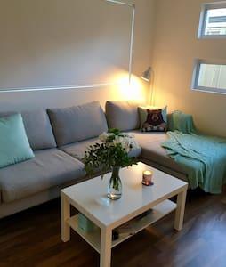 Modern, new home in Hocking - Hocking - House - 1