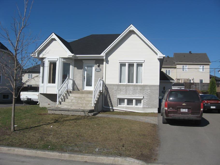Maison dans quartier familial houses for rent in saint j r me qu bec canada - Canada maison close ...