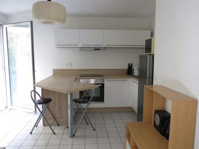 Quiet appartment in the center of Grenoble - Grenoble - Apartment