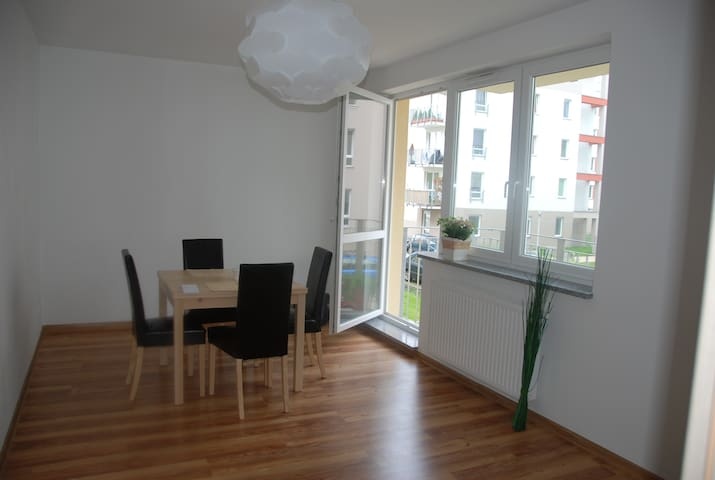 Modern New Apartment - Poznań - Wohnung
