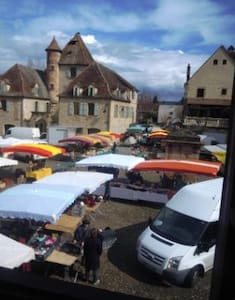 Des vacances au coeur d'un village - Bretenoux
